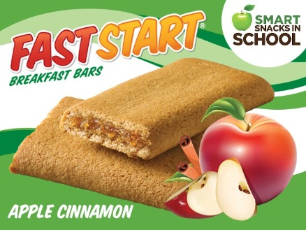 Apple Cinnamon Breakfast Bar