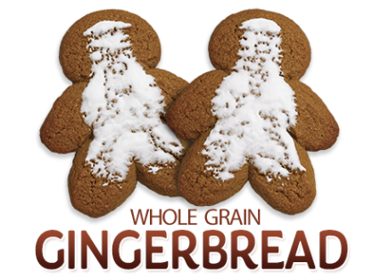 Whole Grain Gingerbread