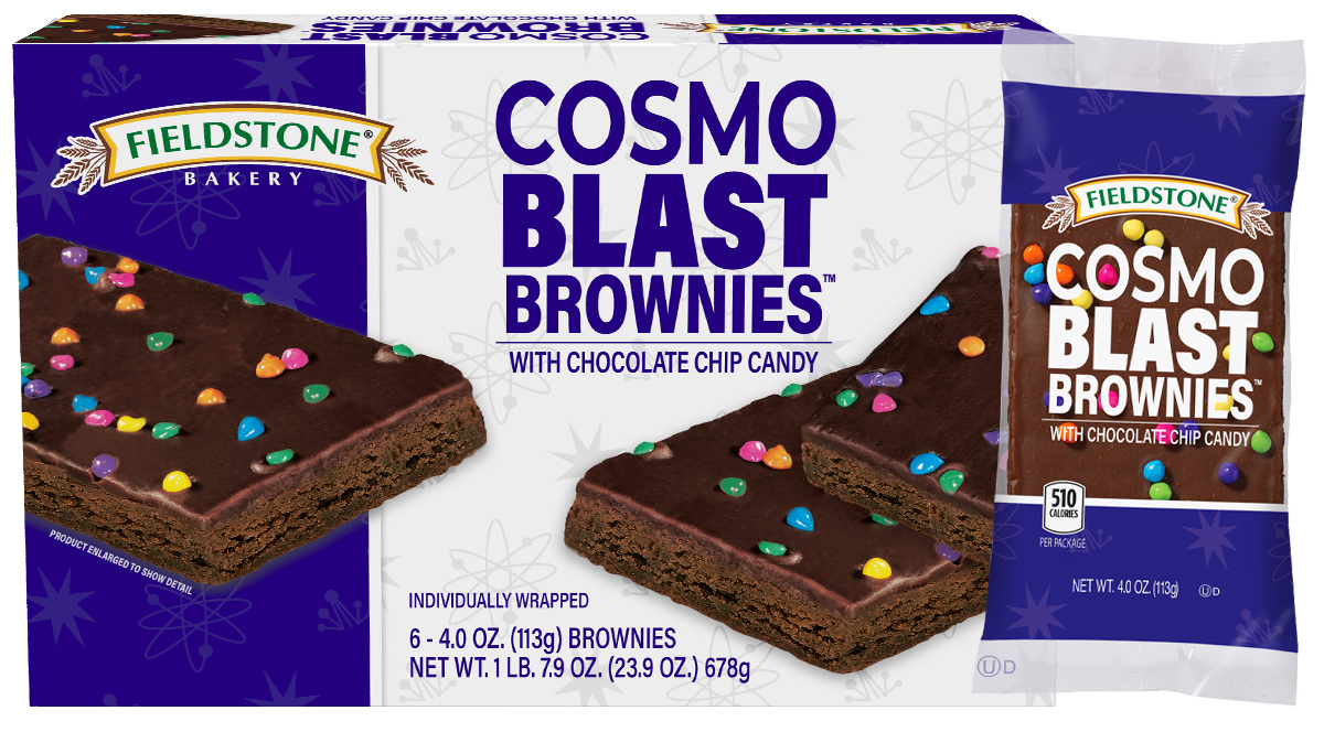 Cosmo Blast Brownies™